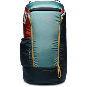 Mountain Hardwear J Tree 30 Rugzak, washed turq/multi